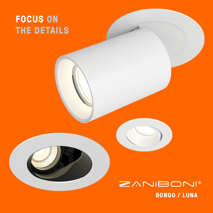 Archetype Zaniboni Lighting Luna Bongo product